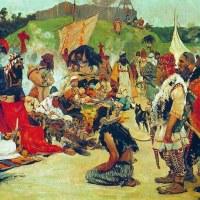 Arabowie w kraju Wikingów - czyli wyprawa Ibn Fadlana.
